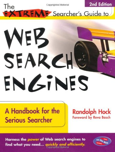 Extreme Searcher's Guide to Web Search Engines at Social-Media.press